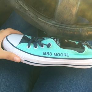 Converse custom shoes